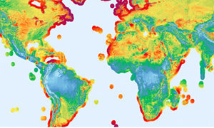 DTU Launches Global Wind Atlas 3.0