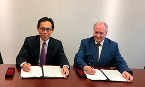 Mitsui & Co. invests in Taiwanese offshore wind farm developer Yushan Energy Taiwan, Co.