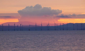 Enterprize Energy launches offshore wind farm in the Taiwan Strait