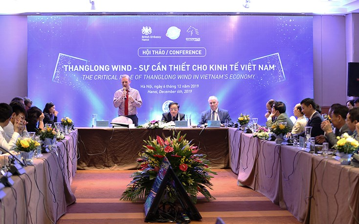 Conference: The Critical role of Thanglong Wind in Vietnam's economy