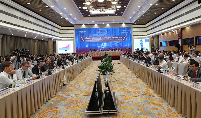 The Government and Central Economic Committee co-chaired and directed the online organization of